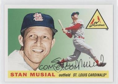 2011 Topps 60 Years of Topps: The Lost Cards Original Back #60YOTLC-5 - Stan Musial
