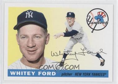 2011 Topps 60 Years of Topps: The Lost Cards Original Back #60YOTLC-6 - Whitey Ford
