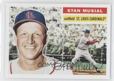 2011 Topps 60 Years of Topps: The Lost Cards Original Back #60YOTLC-9 - Stan Musial