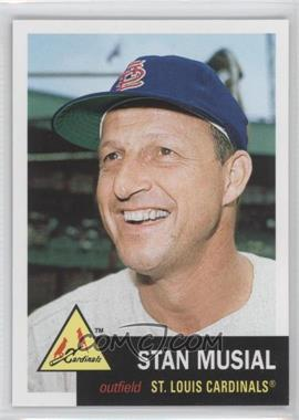 2011 Topps 60 Years of Topps: The Lost Cards #60YOTLC-1 - Stan Musial