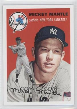 2011 Topps 60 Years of Topps: The Lost Cards #60YOTLC-3 - Mickey Mantle