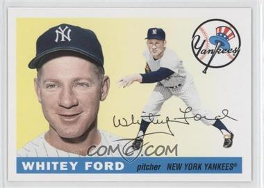 2011 Topps 60 Years of Topps: The Lost Cards #60YOTLC-6 - Whitey Ford