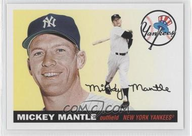 2011 Topps 60 Years of Topps: The Lost Cards #60YOTLC-8 - Mickey Mantle