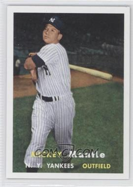 2011 Topps 60 Years of Topps #60YOT-06 - Mickey Mantle