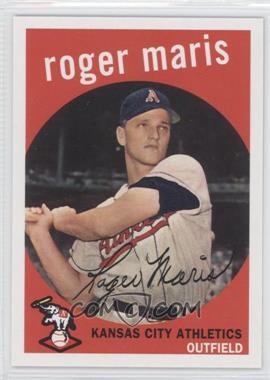 2011 Topps 60 Years of Topps #60YOT-08 - Roger Maris