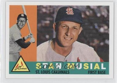 2011 Topps 60 Years of Topps #60YOT-09 - Stan Musial