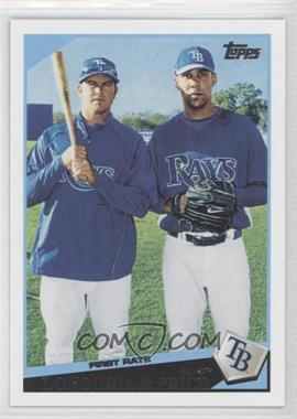 2011 Topps 60 Years of Topps #60YOT-117 - Evan Longoria, David Price