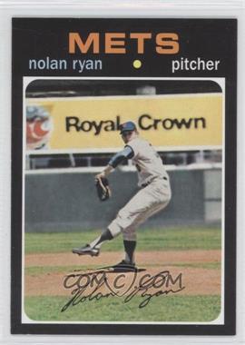 2011 Topps 60 Years of Topps #60YOT-20 - Nolan Ryan