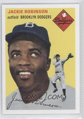 2011 Topps 60 Years of Topps #60YOT-62 - Jackie Robinson