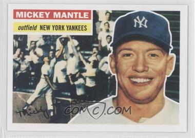2011 Topps 60 Years of Topps #60YOT-64 - Mickey Mantle