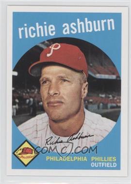 2011 Topps 60 Years of Topps #60YOT-67 - Richie Ashburn