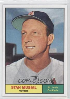 2011 Topps 60 Years of Topps #60YOT-69 - Stan Musial