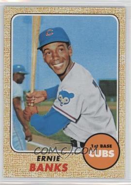 2011 Topps 60 Years of Topps #60YOT-76 - Ernie Banks