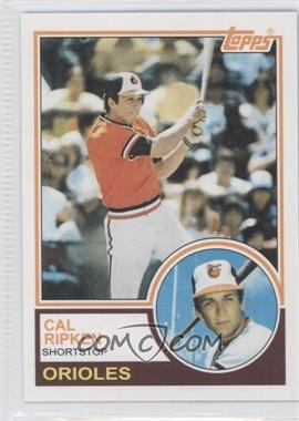2011 Topps 60 Years of Topps #60YOT-91 - Cal Ripken Jr.