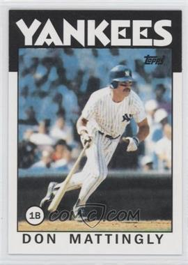 2011 Topps 60 Years of Topps #60YOT-94 - Don Mattingly