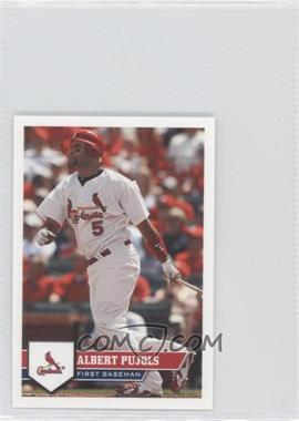 2011 Topps Album Stickers #238 - Albert Pujols