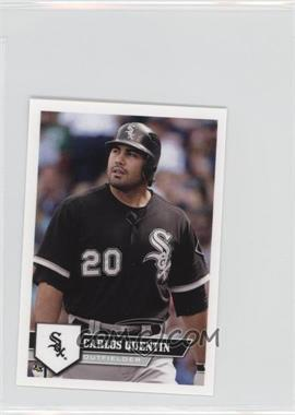 2011 Topps Album Stickers #48 - Carlos Quentin