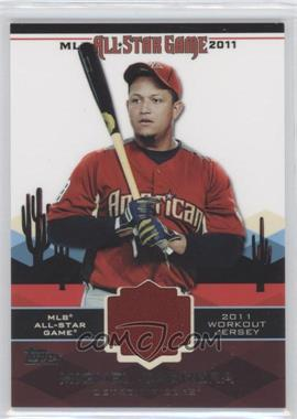 2011 Topps All-Star Stitches #AS-23 - Miguel Cabrera