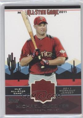 2011 Topps All-Star Stitches #AS-24 - Michael Cuddyer