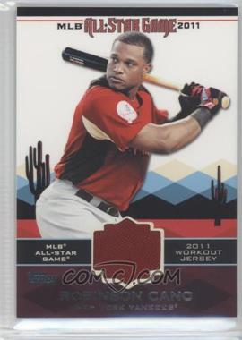 2011 Topps All-Star Stitches #AS-3 - Robinson Cano