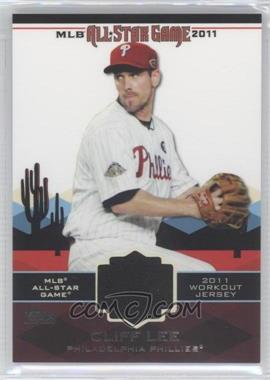 2011 Topps All-Star Stitches #AS-44 - Cliff Lee