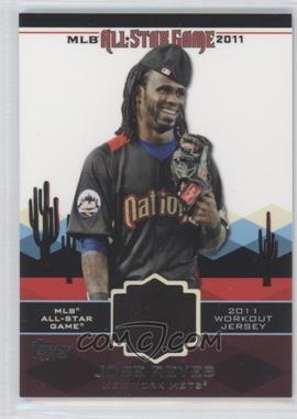 2011 Topps All-Star Stitches #AS-64 - Jose Reyes