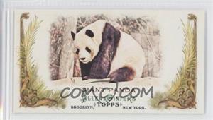 2011 Topps Allen & Ginter's - Animals in Peril Minis #AP11 - Giant Panda