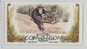2011 Topps Allen & Ginter's - Animals in Peril Minis #AP9 - Bonobo