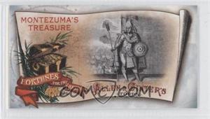 2011 Topps Allen & Ginter's - Fortunes For The Taking Minis #FFT8 - Montezuma's Treasure