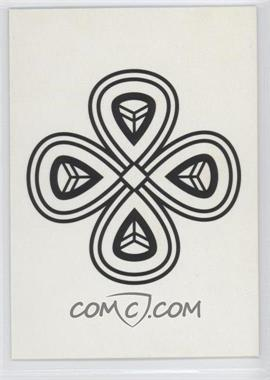 2011 Topps Allen & Ginter's - Ginter Code Puzzle Ciphers #NoN - Four Black Dots, Two White Dots