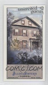 2011 Topps Allen & Ginter's - Uninvited Guests Minis #UG10 - The Lizzie Borden House