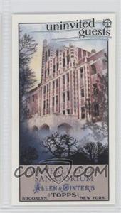 2011 Topps Allen & Ginter's - Uninvited Guests Minis #UG3 - Waverly Hills Sanatorium