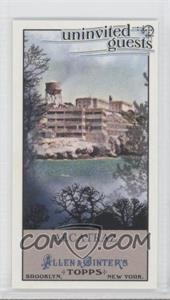 2011 Topps Allen & Ginter's - Uninvited Guests Minis #UG7 - Alcatraz