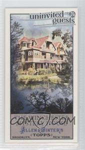 2011 Topps Allen & Ginter's - Uninvited Guests Minis #UG8 - The Winchester Mystery House