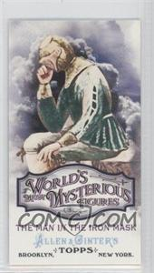 2011 Topps Allen & Ginter's - World's Most Mysterious Figures Minis #WMF7 - The Man in the Iron Mask