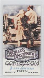 2011 Topps Allen & Ginter's - World's Most Mysterious Figures Minis #WMF9 - The Babushka Lady