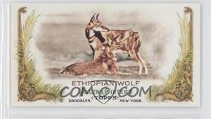 2011 Topps Allen & Ginter's Animals in Peril Minis #AP10 - [Missing]