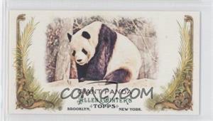 2011 Topps Allen & Ginter's Animals in Peril Minis #AP11 - Giant Panda