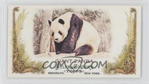 2011 Topps Allen & Ginter's Animals in Peril Minis #AP11 - Giant Panda