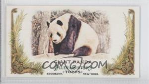 2011 Topps Allen & Ginter's Animals in Peril Minis #AP11 - [Missing]