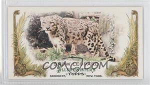 2011 Topps Allen & Ginter's Animals in Peril Minis #AP12 - Snow Leopard