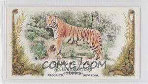 2011 Topps Allen & Ginter's Animals in Peril Minis #AP20 - Bengal Tiger