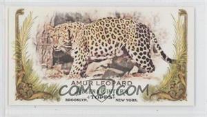 2011 Topps Allen & Ginter's Animals in Peril Minis #AP26 - Amur Leopard