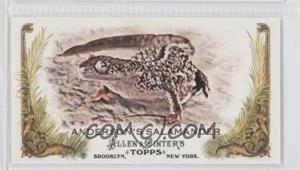2011 Topps Allen & Ginter's Animals in Peril Minis #AP27 - [Missing]