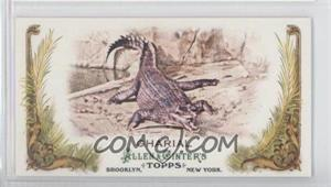 2011 Topps Allen & Ginter's Animals in Peril Minis #AP5 - Gharial