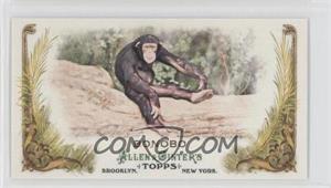 2011 Topps Allen & Ginter's Animals in Peril Minis #AP9 - Bonobo