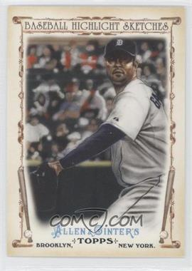 2011 Topps Allen & Ginter's Baseball Highlight Sketches #BHS-12 - Armando Galarraga