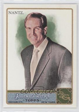 2011 Topps Allen & Ginter's Factory Set [Base] Glossy #187 - Jim Nantz /999