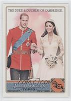 The Duke & Duchess of Cambridge /999