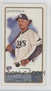 2011 Topps Allen & Ginter's Mini Allen & Ginter Back #276 - Desmond Jennings